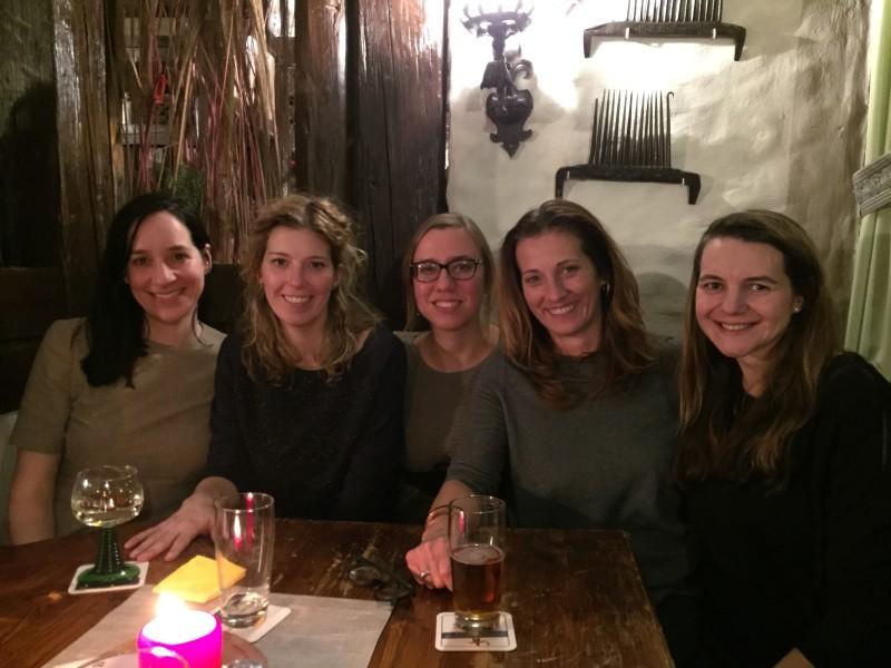 Korrespondentinnen-Treffen