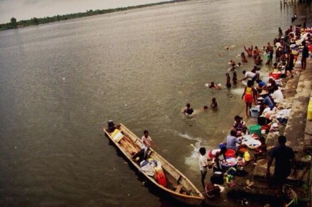 Das Dorf Guapí liegt im Süden von Kolumbiens und ist nur per Schiff oder Flugzeug zu erreichen.
