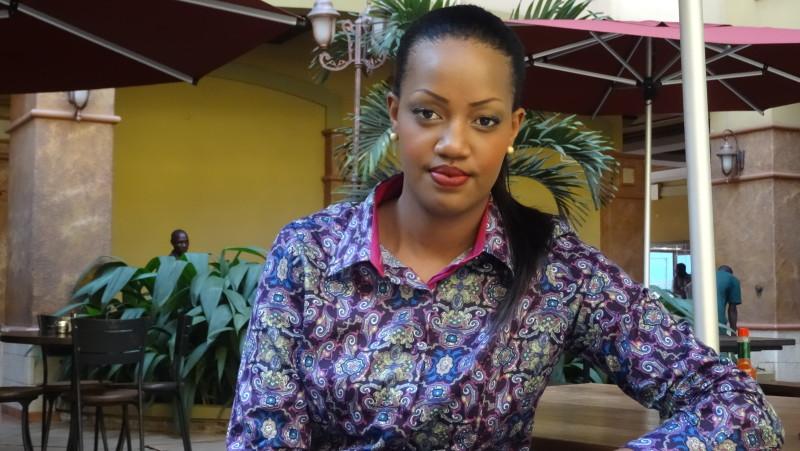 Cynthia Munwangari