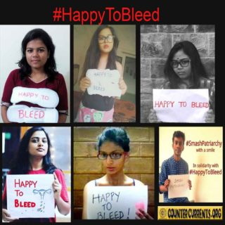 happytobleed,Menstruation,Monalisa Padhee,Indien,Frauen,Reproduktion,Sexualität