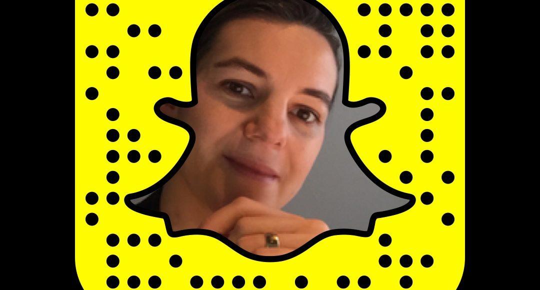 """Deine Korrespondentin"""" auf Snapchat – Deine Korrespondentin"""