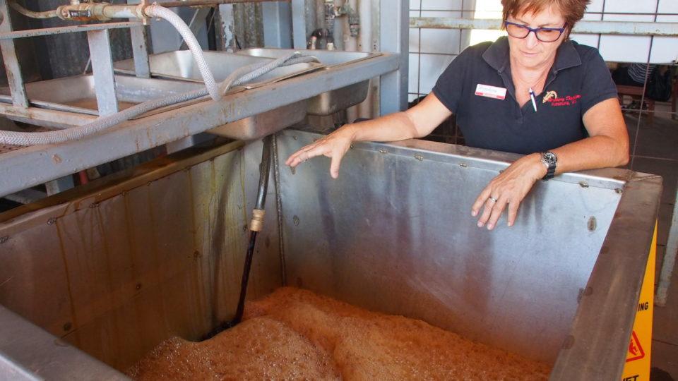 Margaret Lyons ist eine von nur einer Handvoll Frauen, die in Australien Hochprozentiges destillieren.