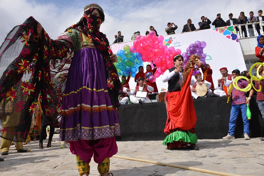 Afghanische Frauen dating